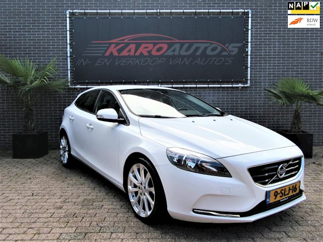 Volvo V40 1.6 D2 Kinetic 5-Drs Leer Navi Cruise Clima Pdc Lm