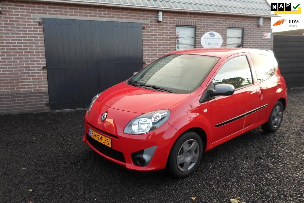 Renault Twingo occasion - Timmer Auto's