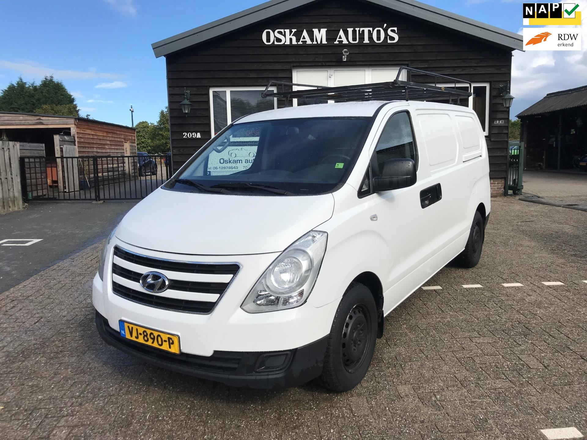 Hyundai H 300 occasion - Oskam Auto's