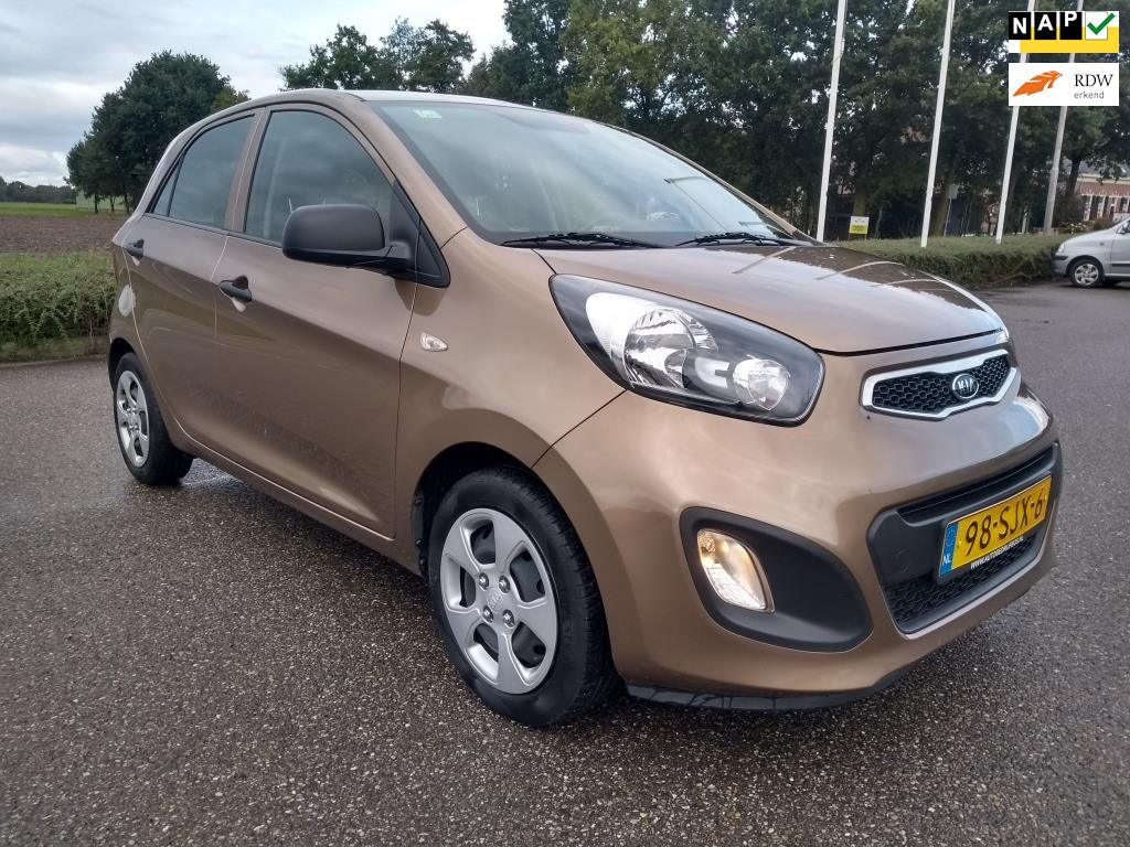 Kia Picanto occasion - Visser Automotive Heerle