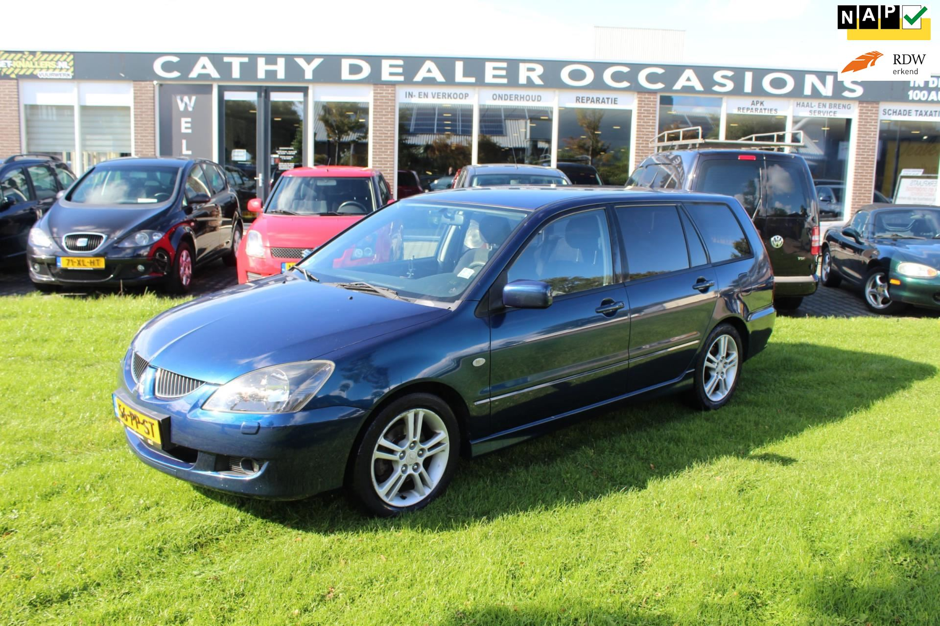 Mitsubishi Lancer Station Wagon occasion - Cathy Dealer Occasions