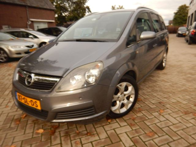 Opel Zafira 2.2 Cosmo 7-PERSOONS,NAVI,PDC,N.A.P.!!