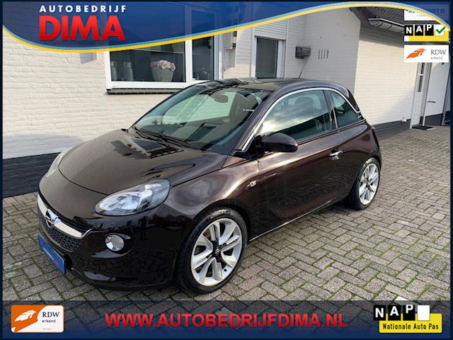 Opel ADAM 1.0 Turbo Slam / ECC/ Pano/ Stoel+ Stuurverwarming/ LED