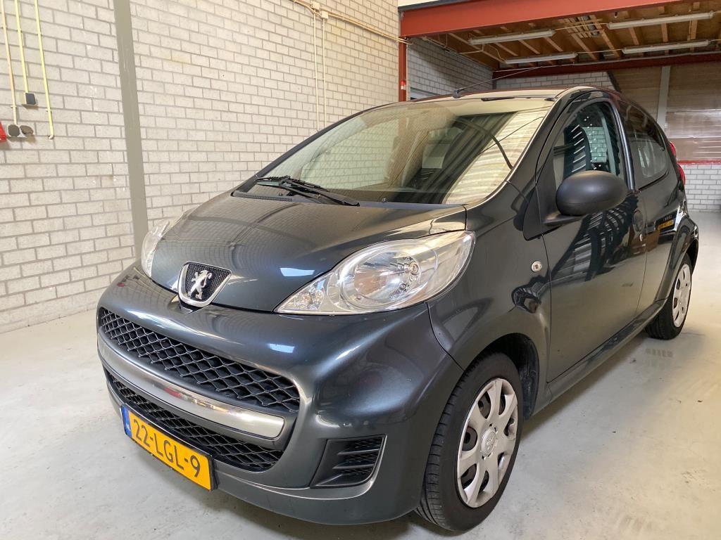 Peugeot 107 occasion - Auto Herai