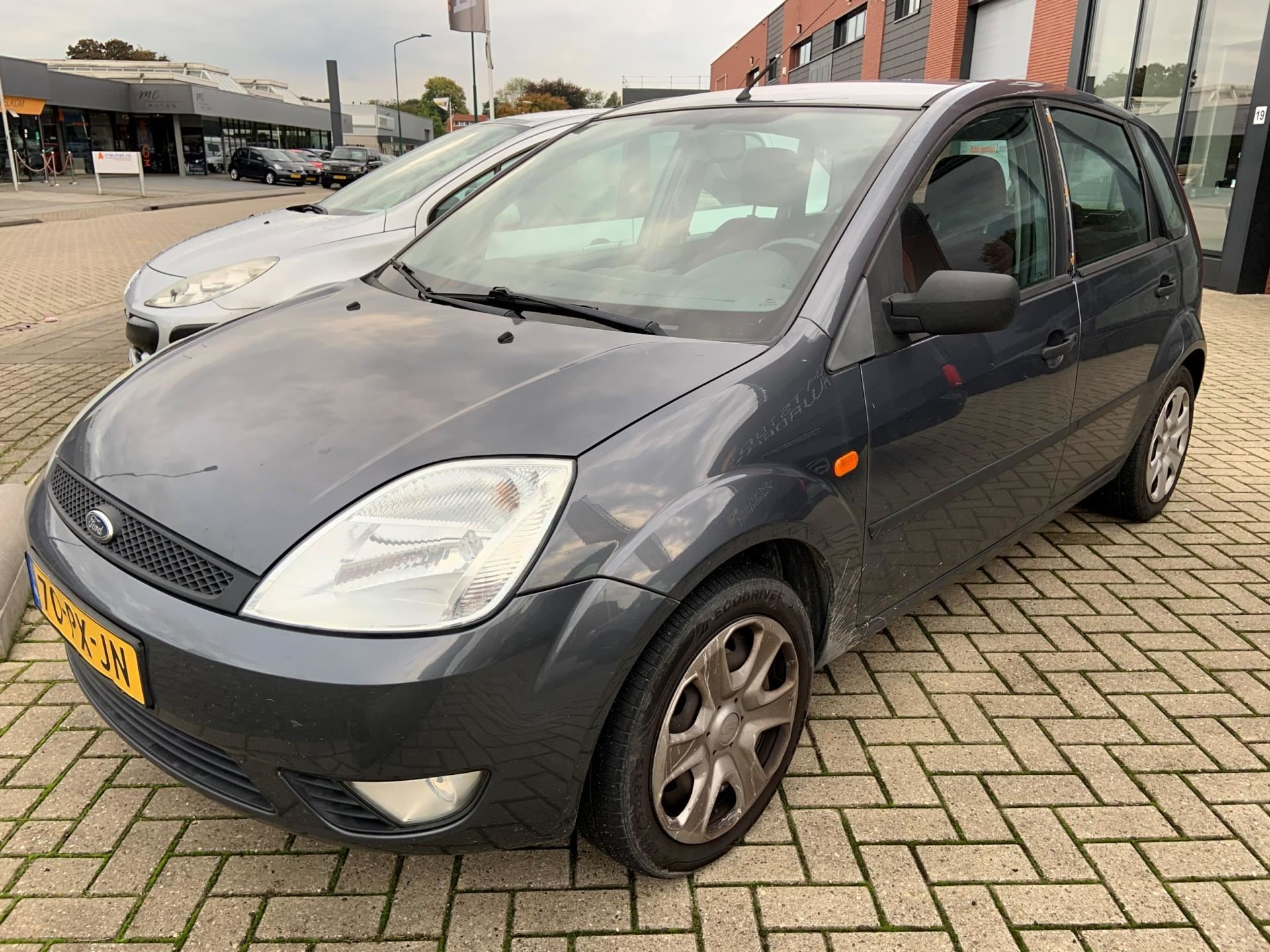 Ford Fiesta occasion - ACL Auto