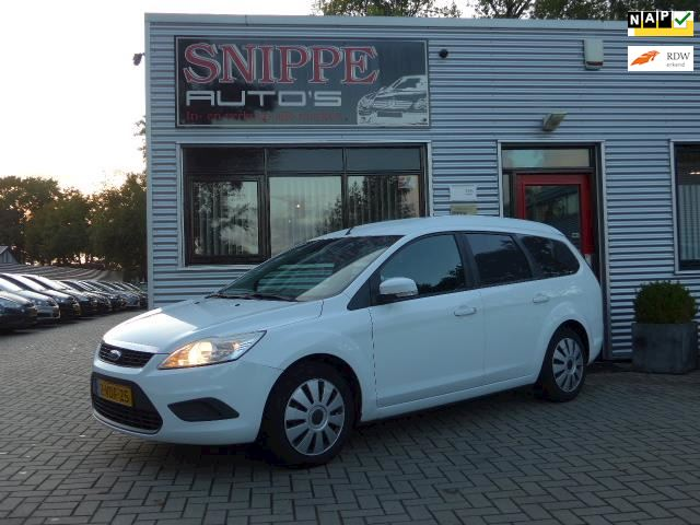 Ford Focus Wagon 1.6 TDCI Trend -AIRCO-CRUISE-TREKHAAK-