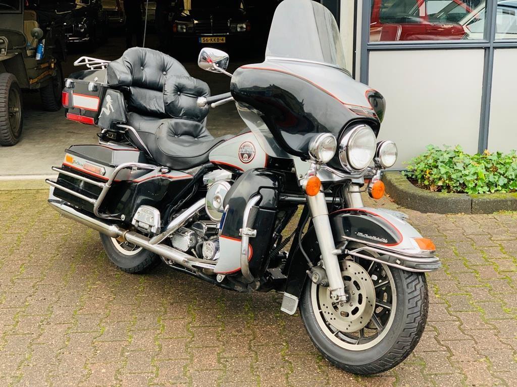 Harley Davidson Tour occasion - Gerard Kramer Klassiekers