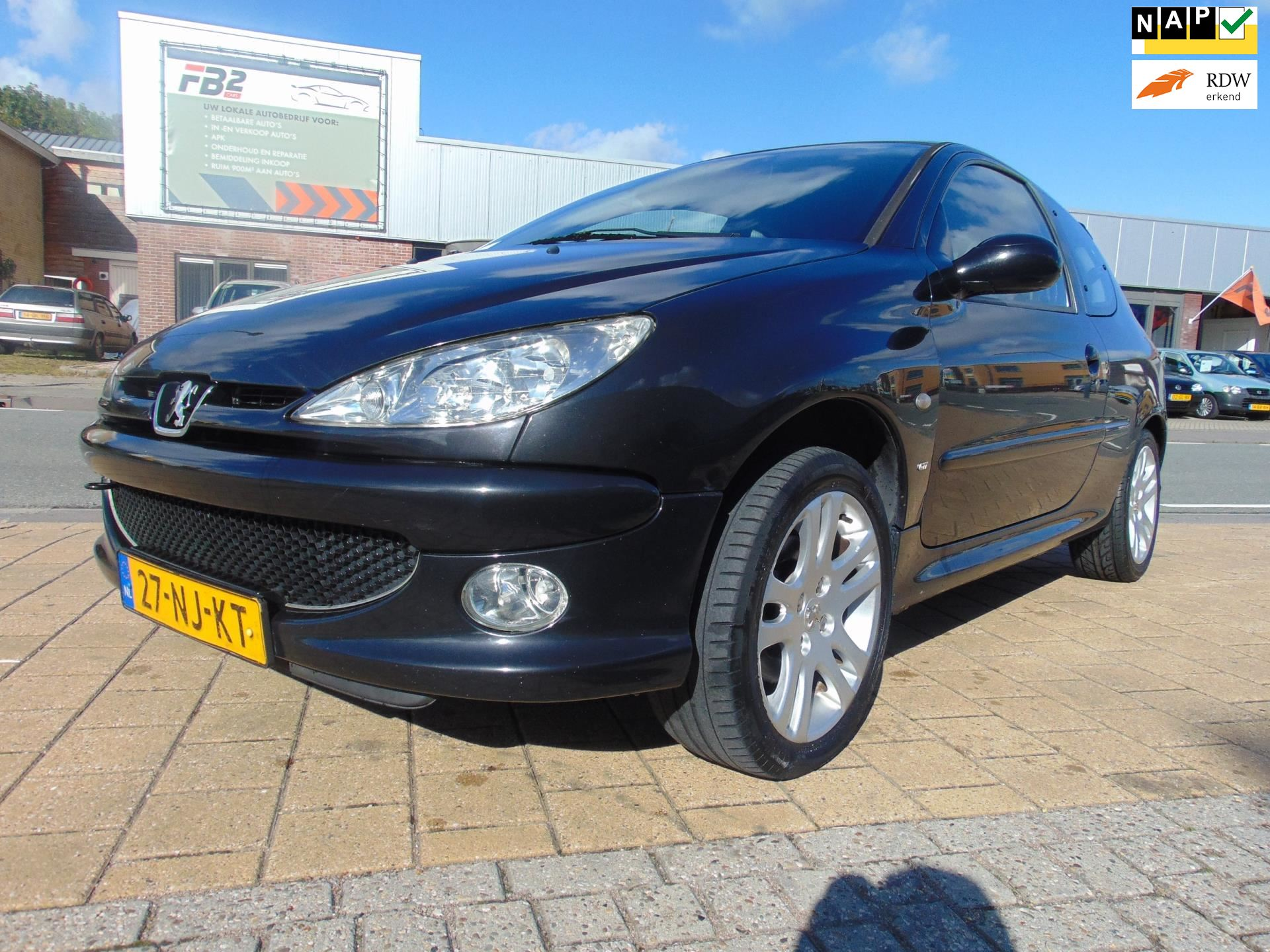 Peugeot 206 occasion - FB2 Cars