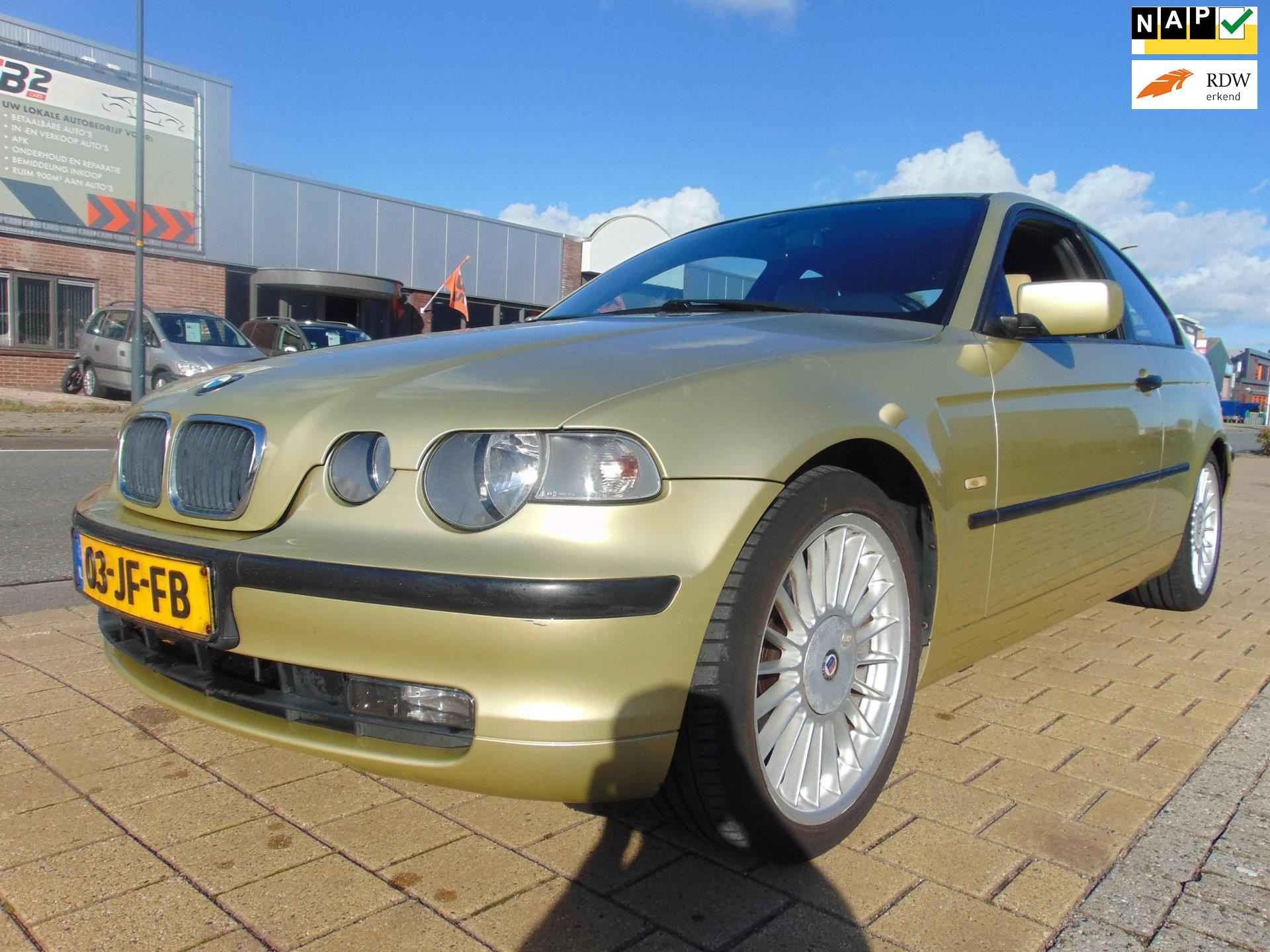 BMW 3-serie Compact occasion - FB2 Cars