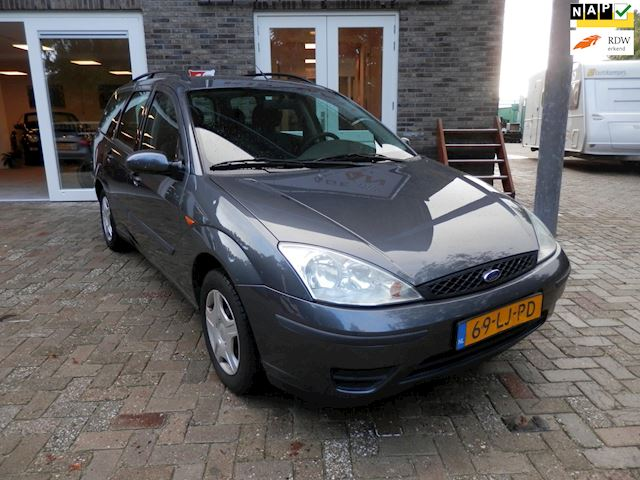 Ford Focus Wagon 1.6-16V Cool Edition trekhaak