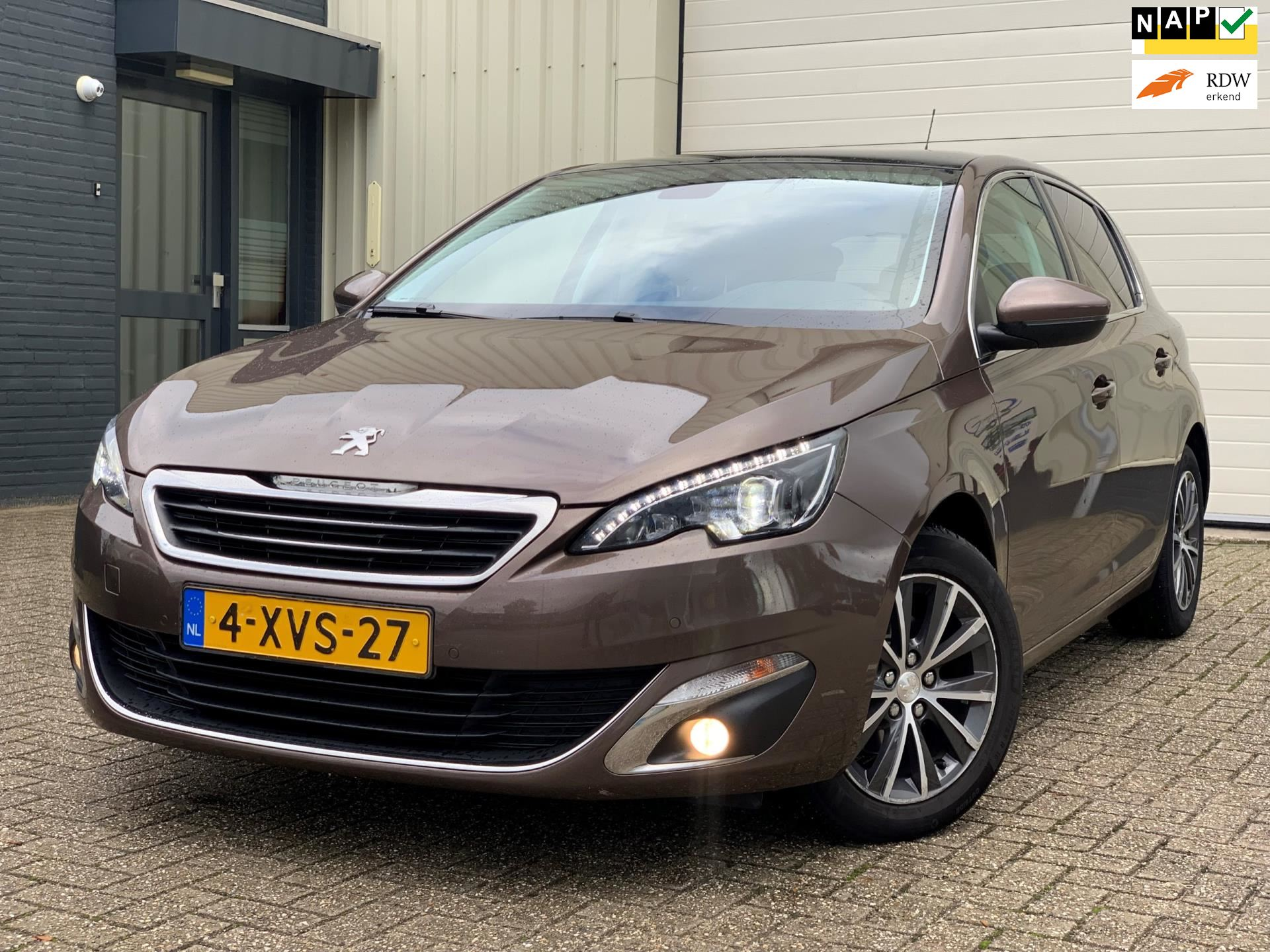Peugeot 308 occasion - Ultimate Auto's