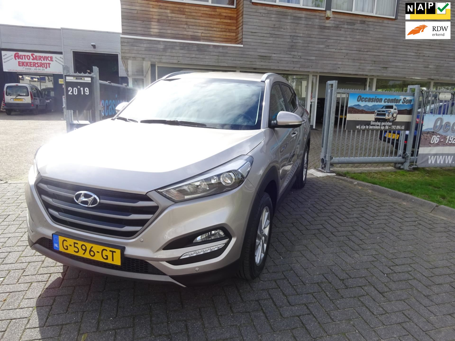 Hyundai Tucson occasion - Occasion Center Son B.V.
