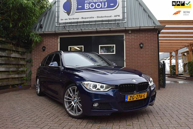 BMW 3-serie Touring 328i High Executive XENON/AUTOMAAT/PANODAK/M-PAKKET!/CRUISE/NETTE STAAT!