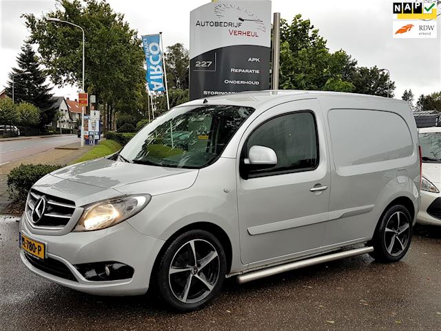 Mercedes-Benz Citan 109 CDI BlueEFFICIENCY Airco Cruise Trekhaak Boekjes Nap