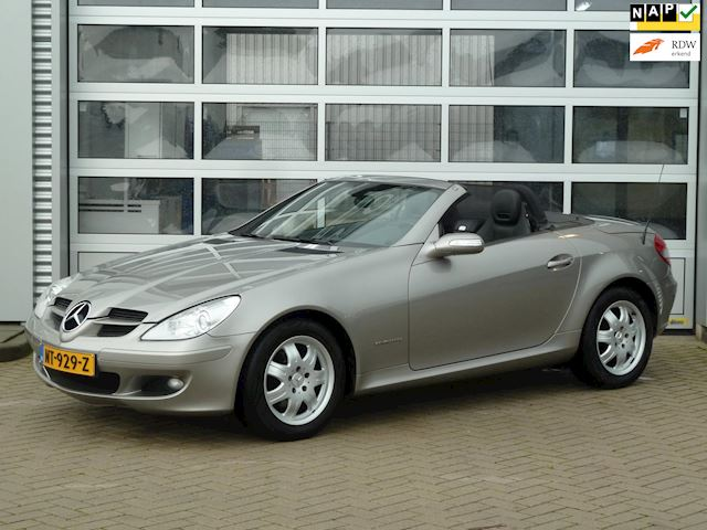 Mercedes-Benz SLK-klasse 200 K. Season Edition BJ.2007 INCL. HISTORIE