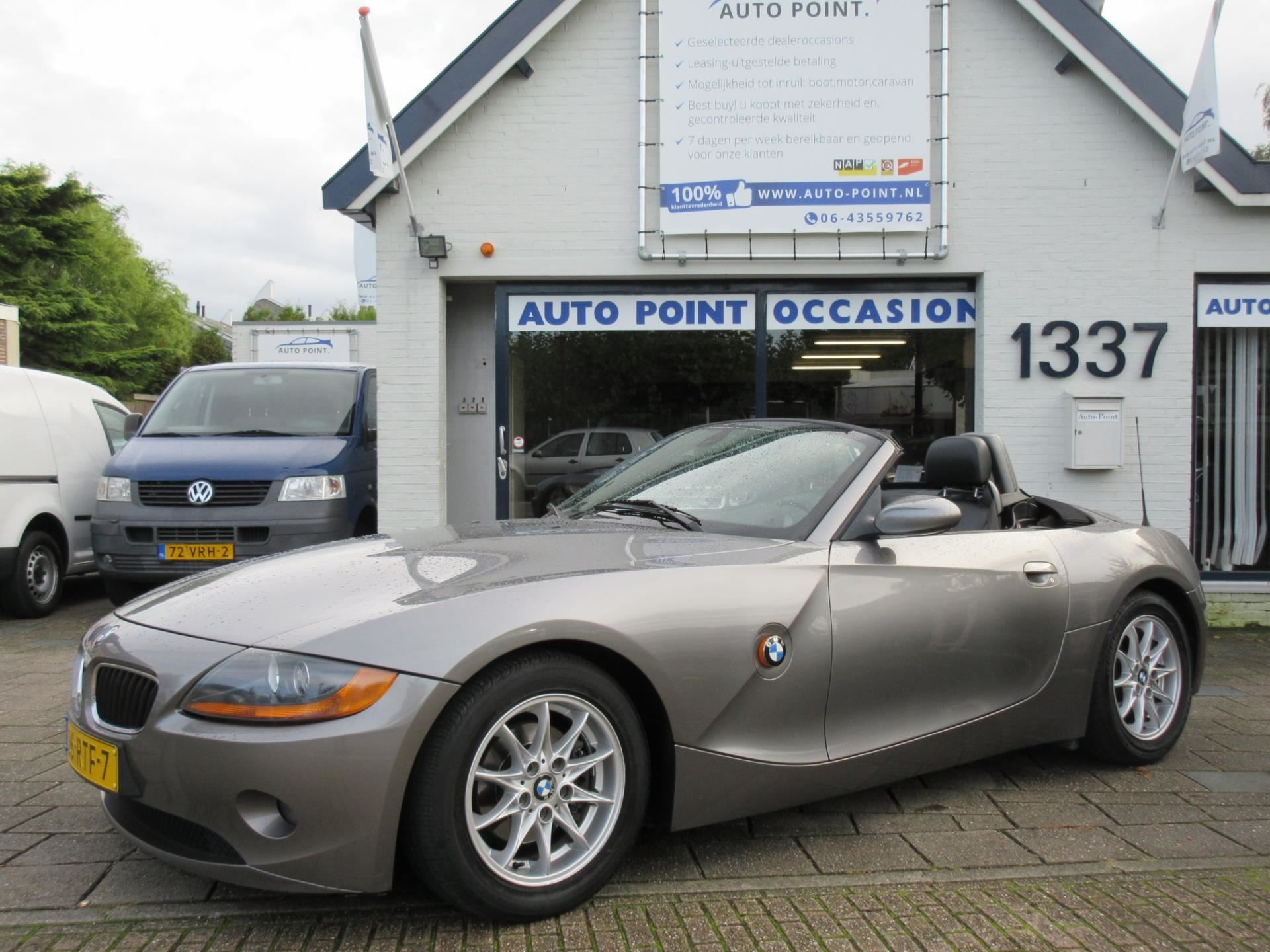 BMW Z4 Roadster occasion - Auto Point
