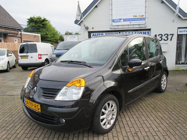 Renault Modus 1.6-16V Expression Luxe airco/luxe uitvoering/apk gekeurd nap?