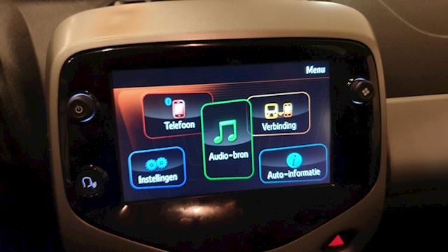 Peugeot 108 1.0 VTi Allure Volle Optie!/Cabriolet/NAV/Garantie!!