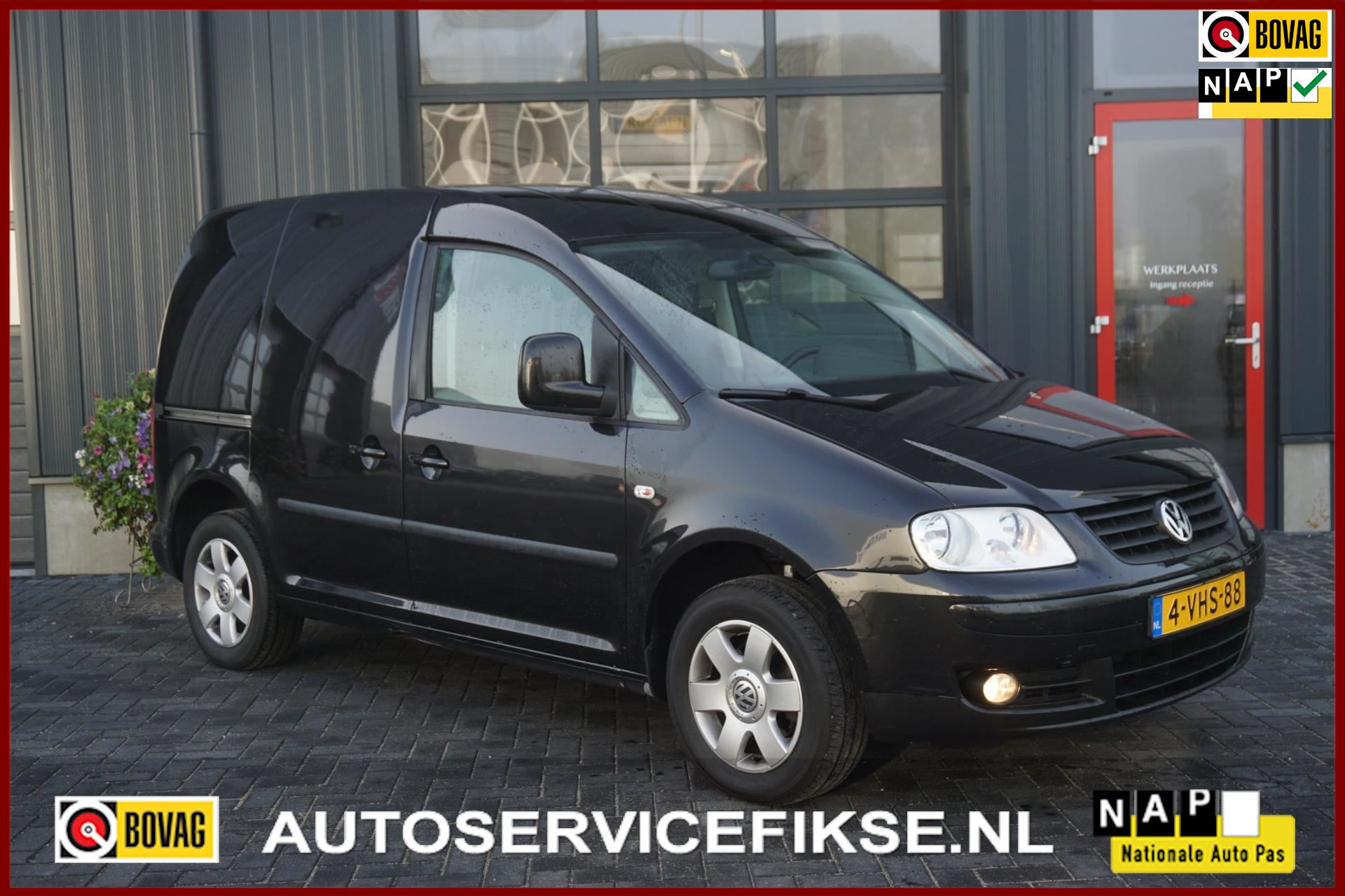 Volkswagen Caddy occasion - Autoservice Fikse