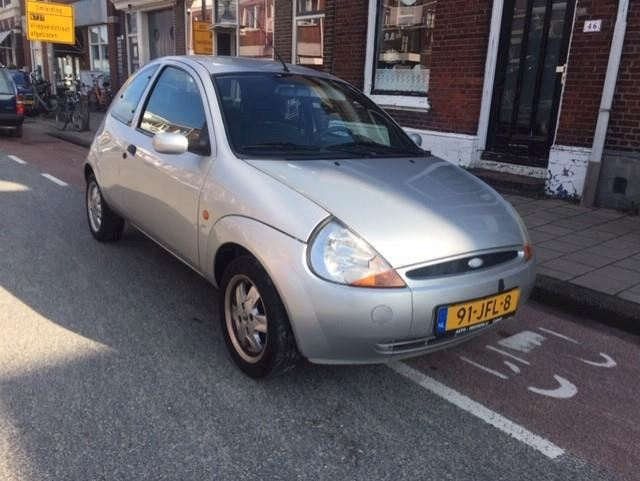 Ford Ka 1.3 geen roest