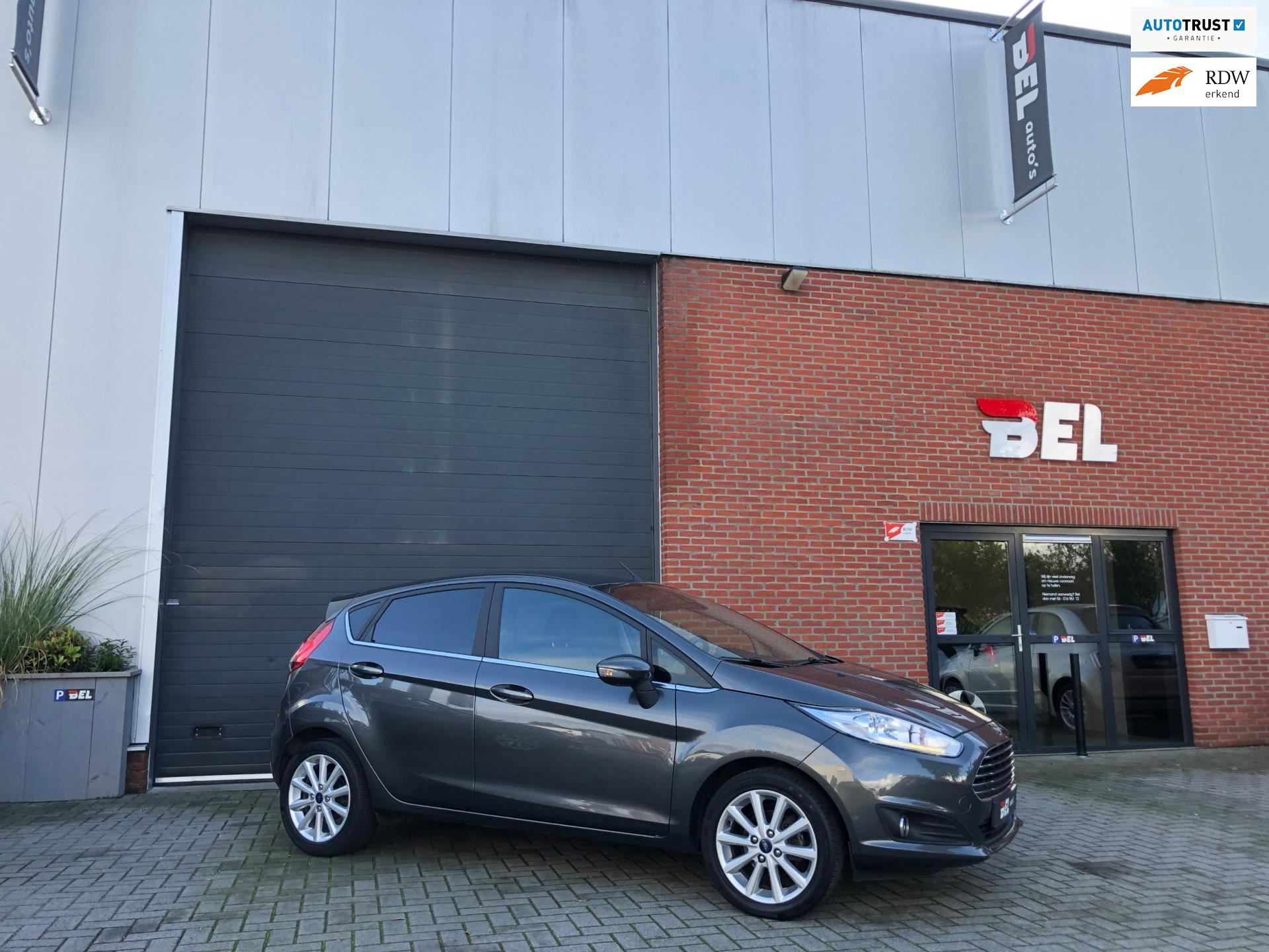 Ford Fiesta occasion - Bel Auto's
