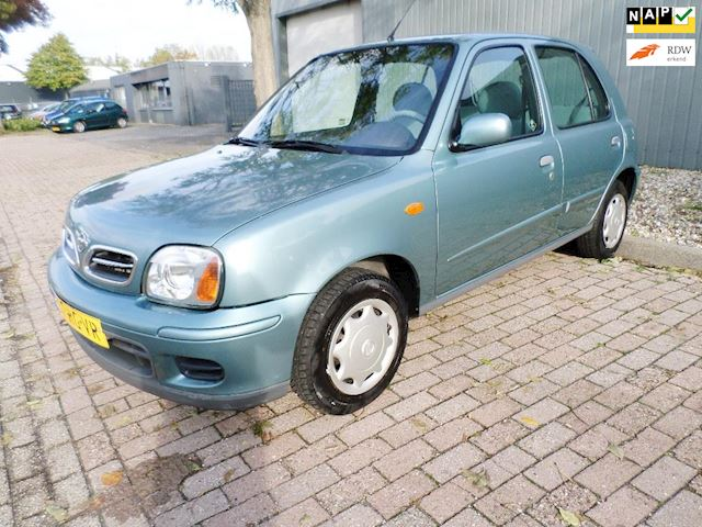 Nissan Micra occasion - Robben Trading Sales