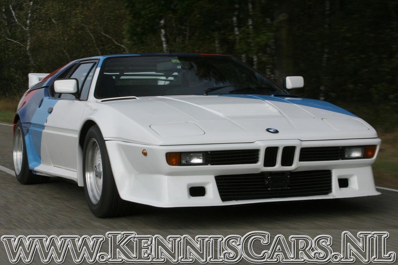 BMW 1981  M1 occasion - KennisCars.nl