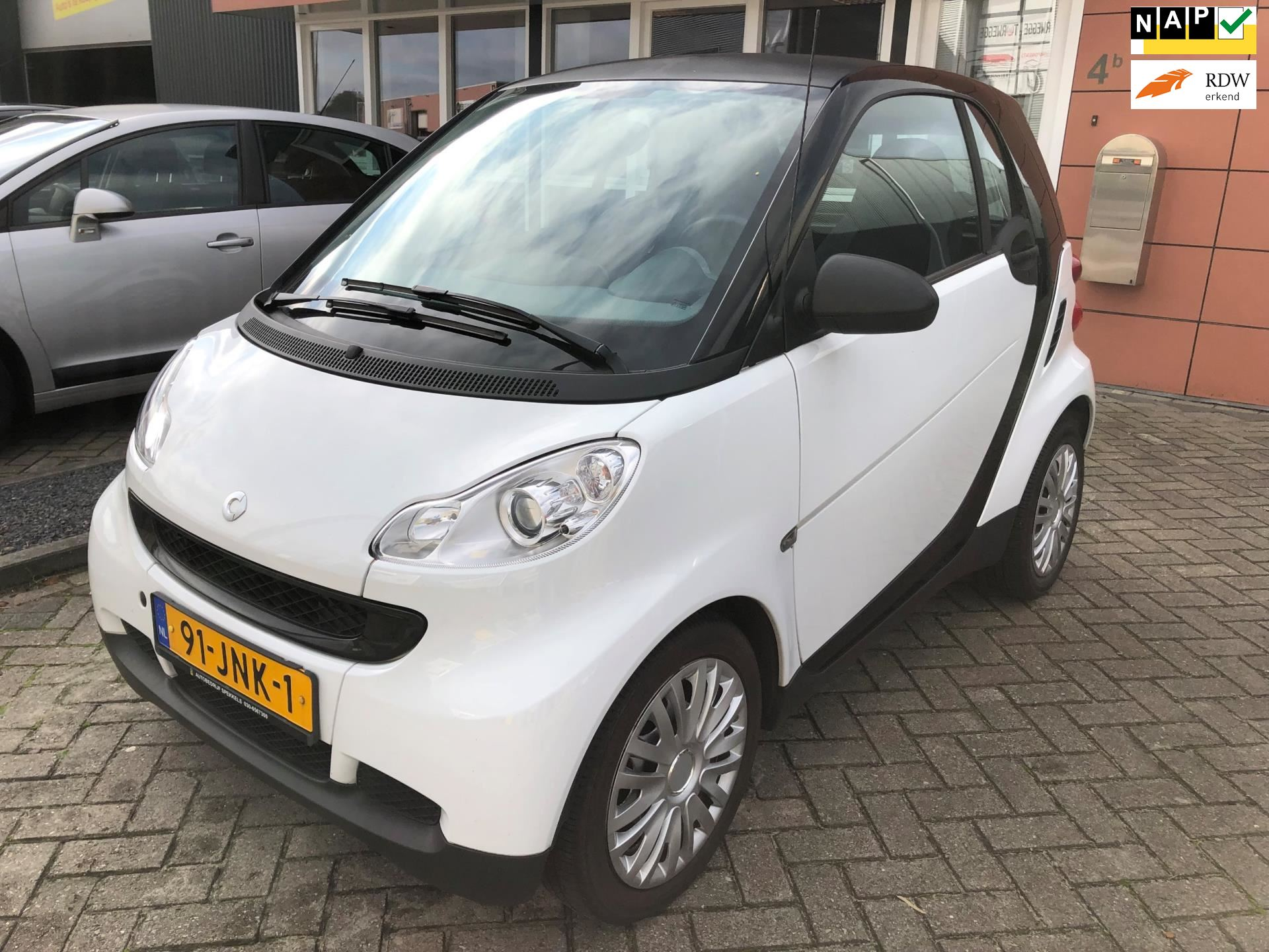 Smart Fortwo coupé occasion - PB Auto's
