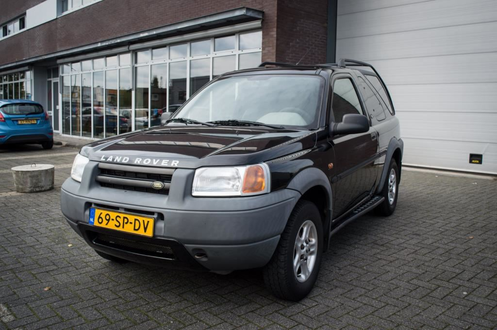 Land Rover Freelander occasion - Royal Rides