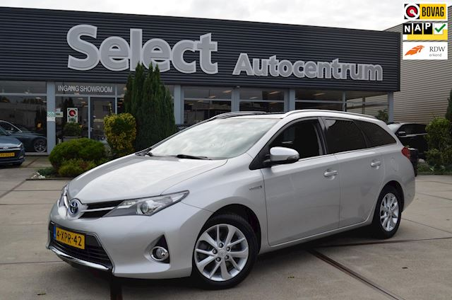 Toyota Auris Touring Sports 1.8 Hybrid Lease Edition NAVI PANO