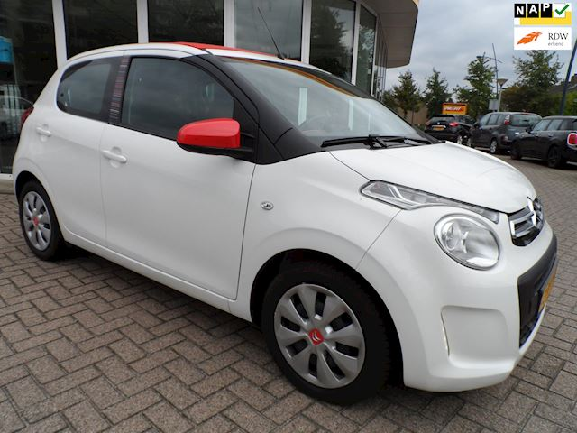 Citroen C1 1.0 e-VTi Airscape Feel Lederen bekleding - Full Options!