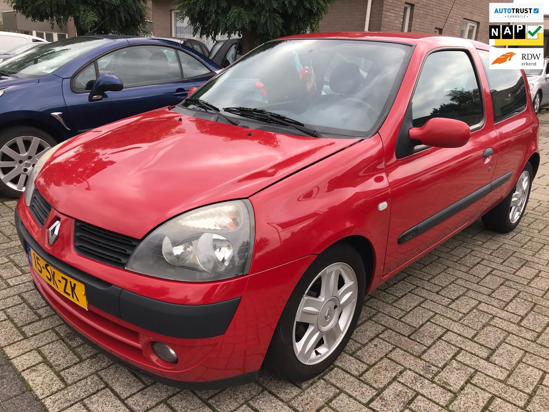 Renault Clio occasion - Van Esch Auto's