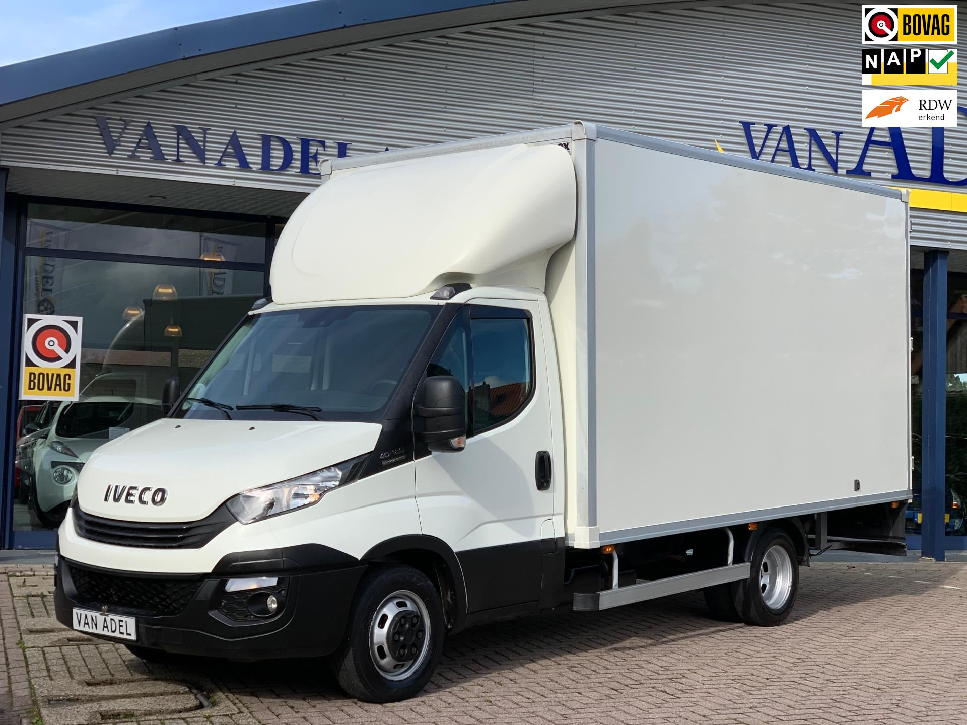 Iveco Daily occasion - Van Adel Auto's B.V.