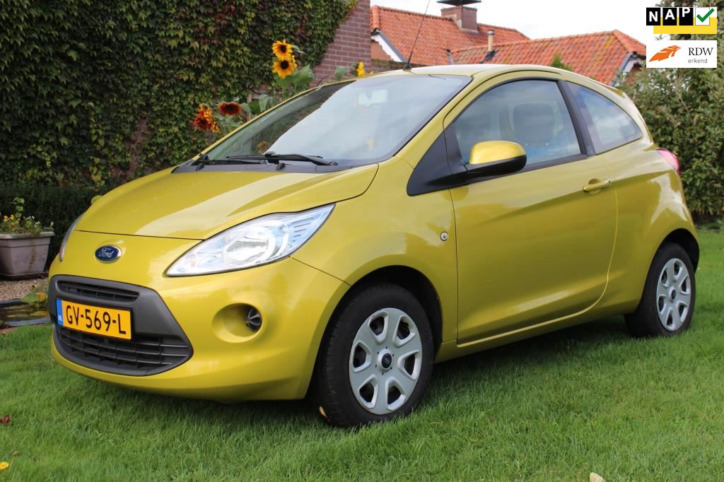 Ford Ka occasion - Veldhuizen Dealer Occasions