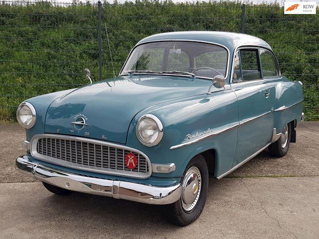 Opel Rekord Olympia uit Zweden *ROESTVRIJ* Nostalgie!