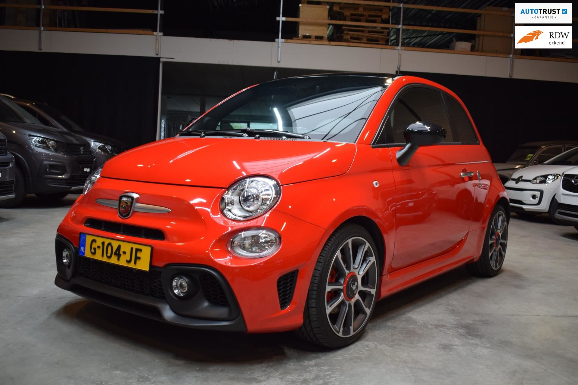 Abarth 595 occasion - AutoMobie