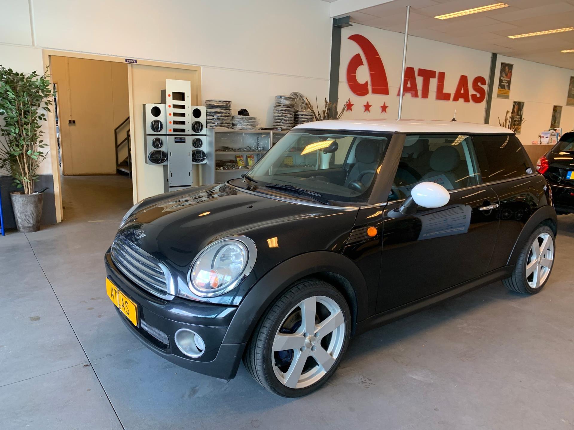 Mini Mini occasion - Atlas Garagebedrijf