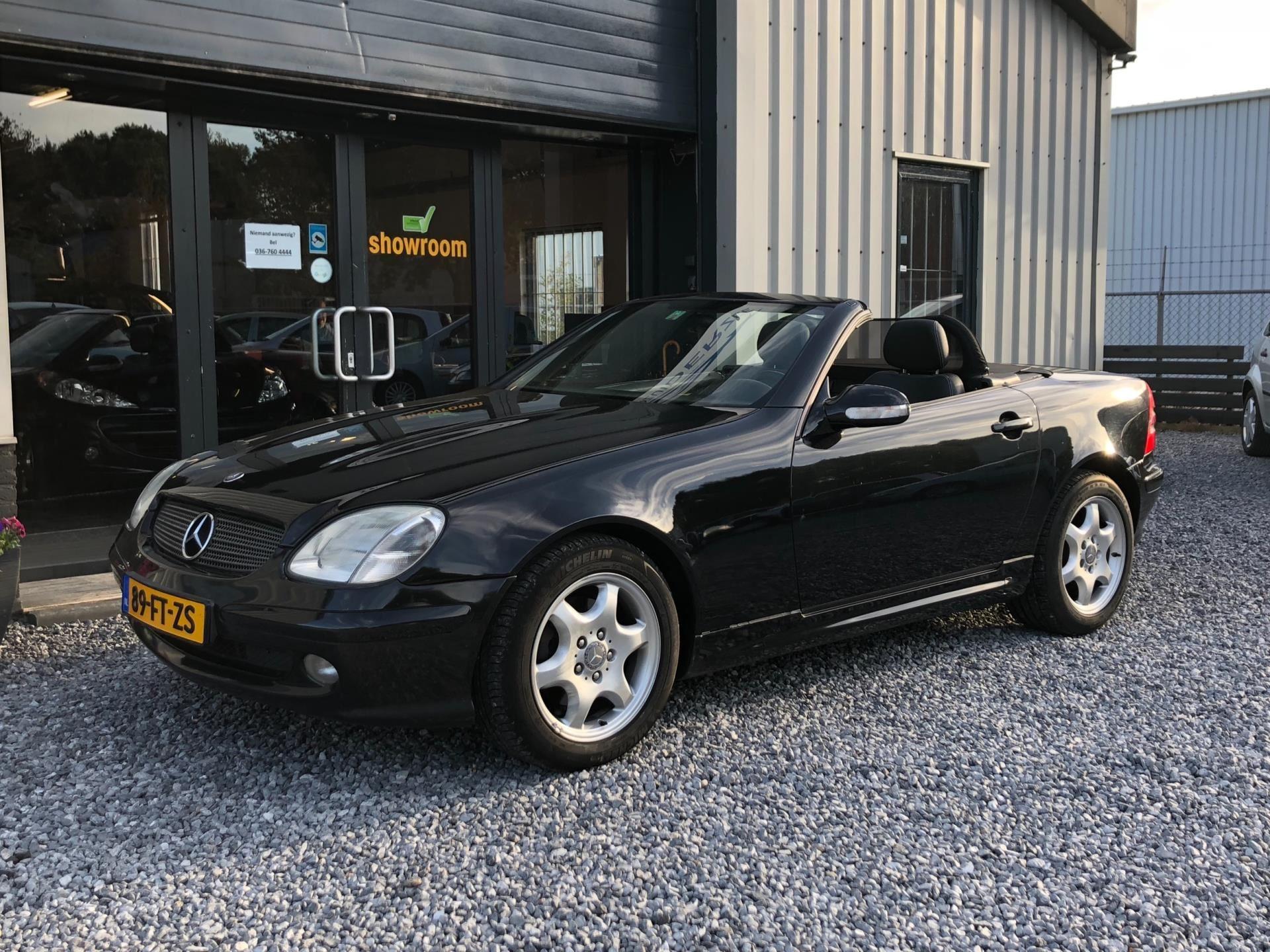 Mercedes-Benz SLK-klasse occasion - Auto Zuiderzee