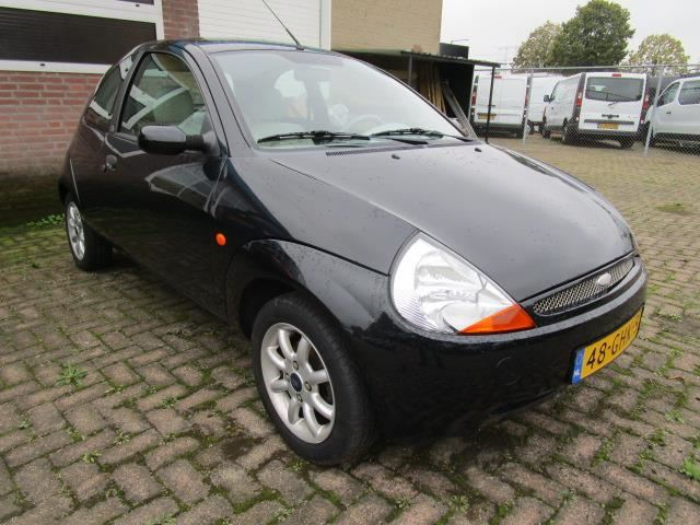 Ford Ka occasion - Teunisse Auto's