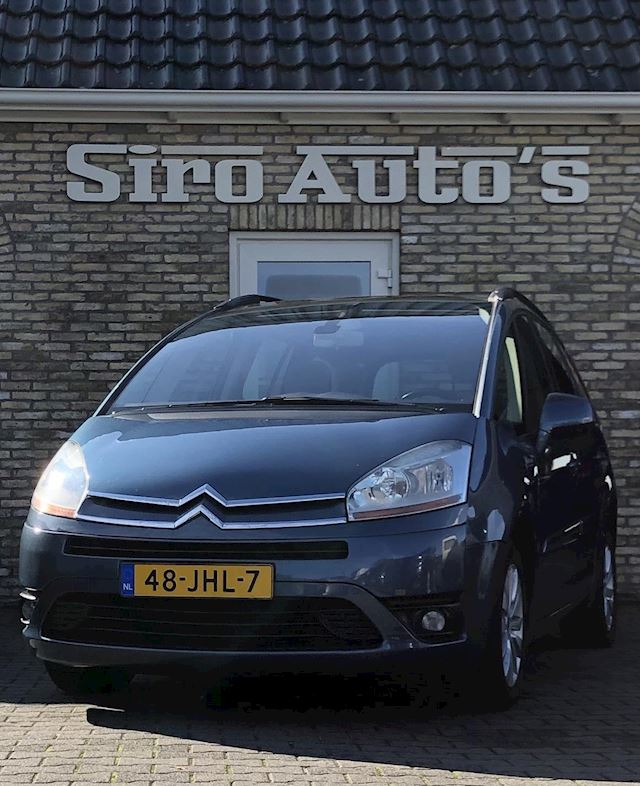 Citroen C4 Picasso 1.6 THP Ambiance EB6V 5p. Bj 2009 7 persoons zeer nette auto