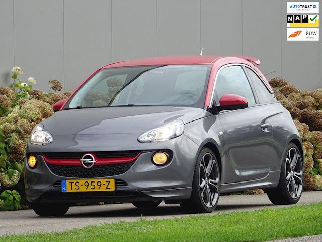 Opel ADAM 1.4 Turbo S 150Pk / RECARO / LEER / Dealer-Oh!