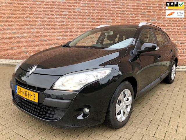 Renault Mégane Estate 1.4 TCe Expression motor defect