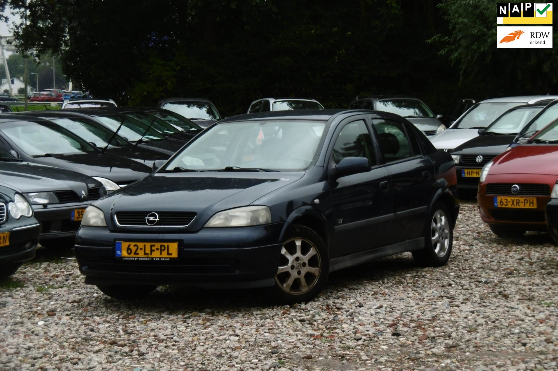 Opel Astra occasion - Dunant Cars