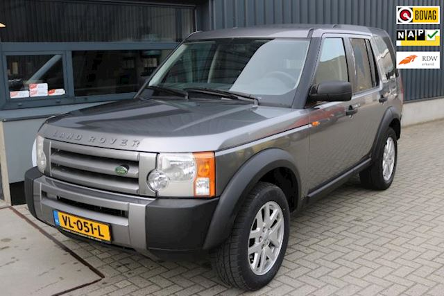 Land Rover Discovery occasion - VDV Automotive BV