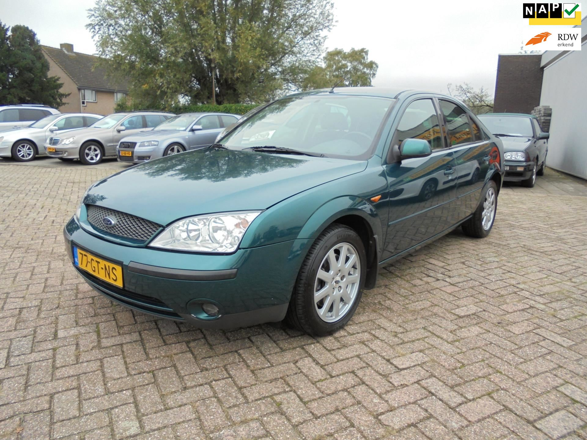 Ford Mondeo 18 16v First Edition 2001 Apk Lm