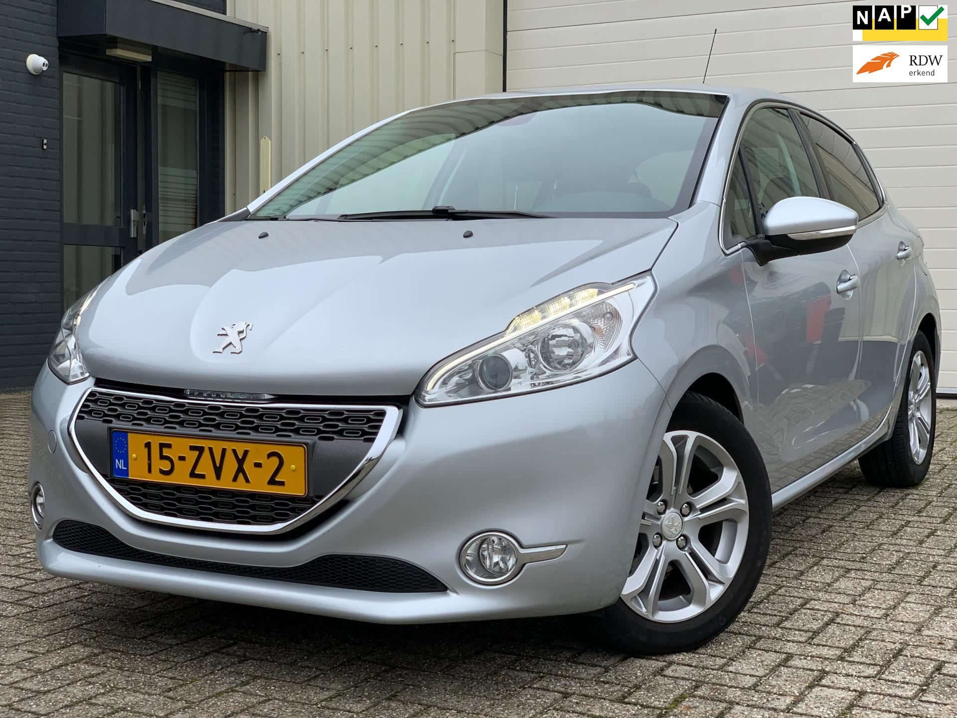 Peugeot 208 occasion - Ultimate Auto's