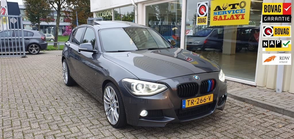 BMW 1-serie occasion - Autoservice Salayi