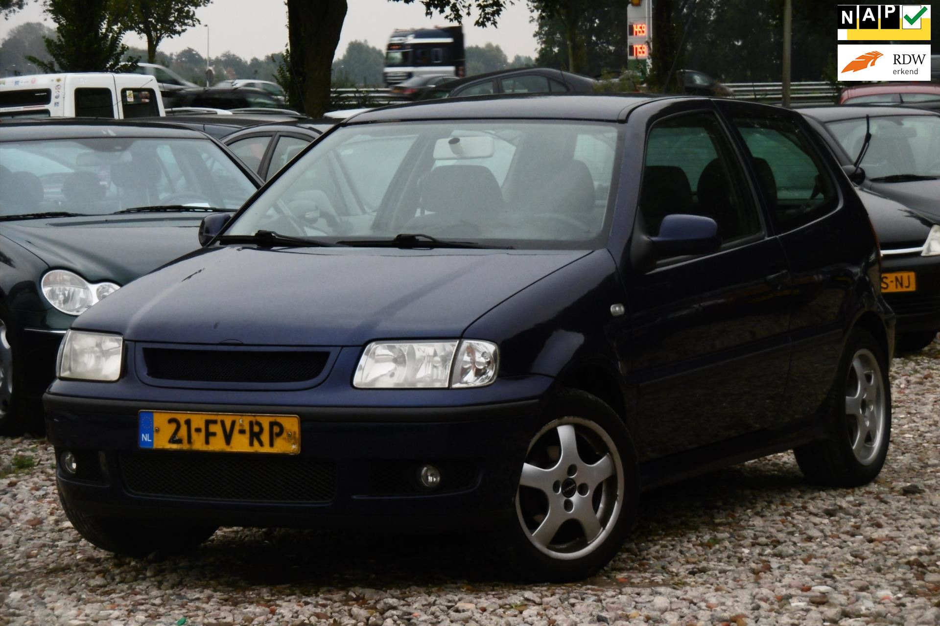 Volkswagen Polo occasion - Dunant Cars