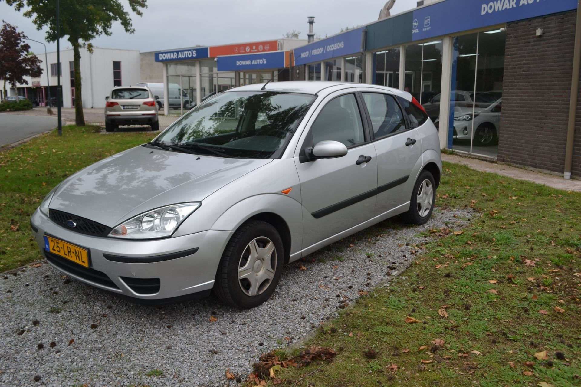 Ford Focus occasion - Dowar Auto's