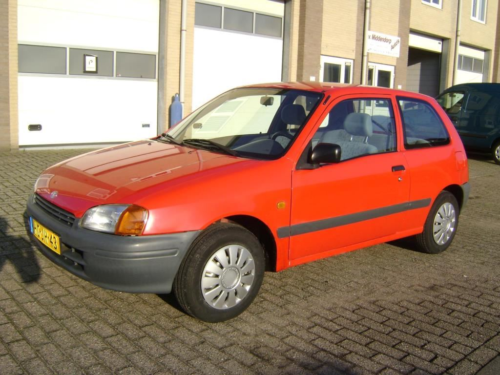Toyota Starlet occasion - Middendorp Auto's